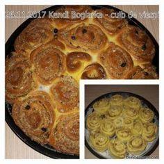 Cuib de viespi - reteta veche | Savori Urbane Dessert Recipes, Desserts, Apple Pie, Baking, Sweet, Food, Tailgate Desserts, Candy, Deserts