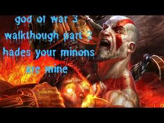 Sullet me dudes and dudets welcome to God of war 3 where kratos gets revenge on the gods but can his rage cut it only time will tell God Of War, Hades, Revenge, Minions, Retro, Movie Posters, Greek Underworld, The Minions, Film Poster