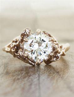 Vintage Engagement Rings for Women from Ken & Dana Design 20