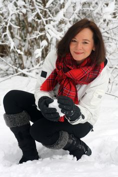 Sporty Snow Look | Lady of Style. A Fashion Blog for Mature Women