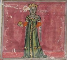 Manuscript     Bodmer 78 Historia destructionis Troiae Folio     25r Dating     1370 From     Venice, Italy Holding Institution     Fondatio...