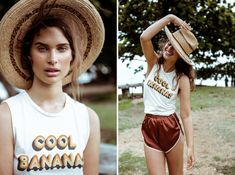 Dive into summer with Mate the Label's Cool Bananas T-shirt