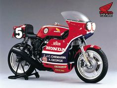 1979 Honda CB900R Bol D'or race bike