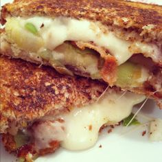 grilled cheese? on Pinterest | Grilled Cheese Recipes, Brie Grilled ...