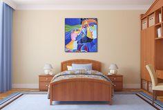 Obrazy nowoeczesne, malarstwo współczesne, obrazy do sypialni i do salonu www.Obrazy-Olejne24.pl