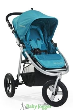 Bumbleride Indie Stroller, Aqua