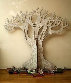 What a lovely tree -- speaks volumes