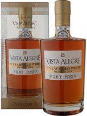 Vista Alegre witte 10 jaar oude Porto medium dry in etui