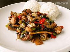 Kung Pao Chicken, Cheesecake, Meat, Ethnic Recipes, Heartburn, Cheesecakes, Cherry Cheesecake Shooters
