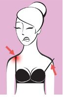 three quick ways to get rid of the bra blues
