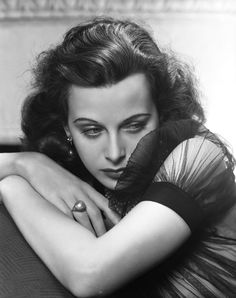 George Hurrell - Hedy Lamarr