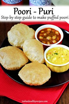 Indian breakfast recipes 24 Easy & quick breakfast recipes - DIY and crafts Puri Recipes, Pastas Recipes, Healthy Foods To Eat, Healthy Snacks, South Indian Breakfast Recipes, Best Indian Recipes, Crockpot, Vegetarian Recipes, Healthy Recipes