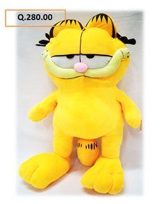 #Peluche #Garfield!! www.globocentro.com.g