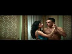 // Tango //  Official video for 'Kiss My Eyes' by French techno composer and DJ Bob Sinclar (@bobsinclar - https://twitter.com/#!/bobsinclar). Dance type featured: Tango. // Description: A couple dances a tango through a hotel, eventually demolishing nearly everything in sight, as they're too wrapped up in each other to notice. Blend of romance and comedy. Co-stars martial artist Jean-Claude Van Damme as one of the enthusiastic paramours. Genial. The only thing missing from this video clip…