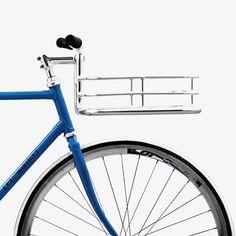 Handlebar/Bike Rack - Silver - alt_image_one