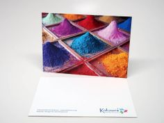 A Kolourful Card for the most Kolourful Indian festival Indian Colours, Happy Holi, Indian Festivals, Bright Future, Design Products, Training Programs, Christmas Cards, Handmade, Things To Sell