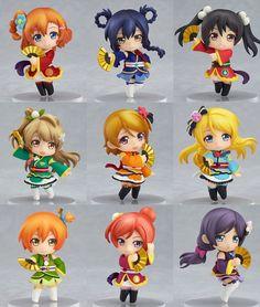Love Live! Mini Figures Nendoroid Petite 7 cm Angelic Angel Ver. Assortment (10) ( Good Smile Company )