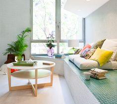 Mini apartamento de Zooco Estudio en Casa Decor Madrid 2013