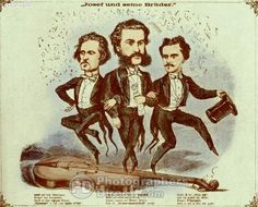 Strauss - Wien, Österreich und anderen ...