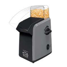 Air Crazy 82702GB Popcorn on Demand, Black * You can get more details by clicking on the image.