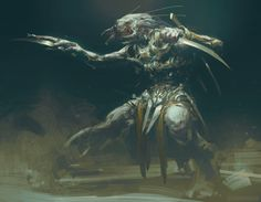 """cyberclays: """"  Sketch Dump v2 - by Bjorn Hurri """"more sketches produced during my 30 min warmup sessions at https://www.twitch.tv/bjornhurri"""" Check the first batch of sketches by Bjorn Hurri on my tumblr [here] """""""