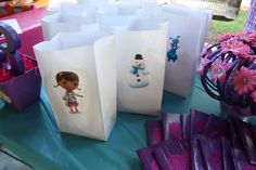 Doc McStuffins Birthday Party Ideas   Photo 1 of 24   Catch My Party