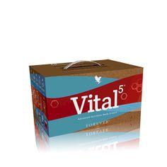 Vital 5 ™ Aloe Berry NectarVital5™ contient les 5 produits essentiels de Forever pour garantir un bien-être au quotidien. Les actifs de ces produits agissent synergie pour rétablir l'équilibre de la flore intestinale. Ainsi l'absorption des nutriments est optimisée ainsi que l'élimination des toxines.