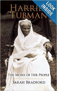 """Harriet Tubman: The Moses of Her People (African American): Sarah Bradford: #BLACKHISTORY A very informative book. Prior to reading this book, I had assumed Mrs. Tubman took her people to the North, the land of """"Freedom"""". I was wrong, Mrs. Tubman had to take her people all the way to Canada, to be free. In the North, with the passage of the fugitive slave act, Harriett Tubman knew her people would/and could be 'captured' by Northern slave catches, CLICK TO READ MORE"""