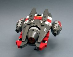 Small Fast Interceptor