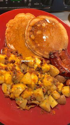 Brunch Recipes, Breakfast Recipes, Snack Recipes, Snacks, Good Morning Breakfast, I Want Food, Food Goals, Food Cravings, Soul Food