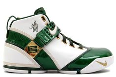 Nike Zoom LeBron 5 'St. Vincent St. Mary'