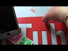 Распаковка и обзор чехла для iPhone 6+ с защитным стеклом.