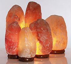 Tutorial: Cómo hacer lámparas de sal en casa  - http://decoracion2.com/tutorial-como-hacer-lamparas-de-sal-en-casa/65642/