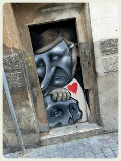 #streetart in palma de mallorca