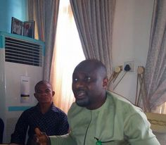- Samuel Duncan The Oro Nation Leadership and Business Roundtable met with the ebullient nicely handsome and silver tongued Hon. Orman Esin in his Shelter Afrique residence Uyo.. It was indeed the very first time the Roundtable would get a political office holder on the table for the Oro discourse.. Beyond our knowledge of what stuff the commissioner is made of when it comes to talking Hon. Orman took the discourse to dimensions farther and deeper than could be anticipated..  The fascinating…