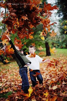 A Tribute to Autumn, looks like fun.what fall is all about. Fall Pictures, Fall Photos, Fall Pics, Autumn Photography, Photography Poses, Children Photography, Hello Autumn, Autumn Leaves, Happy Fall