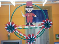 School Classroom, Classroom Decor, Republic Day, Circus Party, 3d Paper, Independence Day, Origami, March, Birthday
