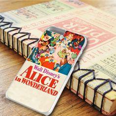 Alice In Wonderland Princess iPhone 6 Plus|iPhone 6S Plus Case