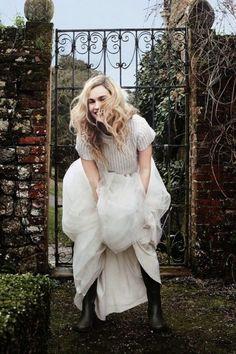 Lily James vestuario y estilo Cenicienta: fotos de los looks