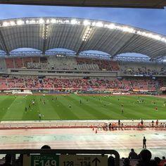 #albirex #niigata #2-#2 #ventforet #kofu #today's #night #game #match #j1 #japan #professional #football #league #jleague #j_league #tonight #soccer #futebol #calcio #futbol by djsomechi