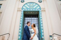 San Diego Courthouse kiss #weddingphotography / just added