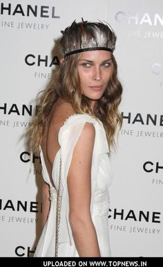 No really, I kinda have a girl crush on Erin Wasson. A style crush, at least.