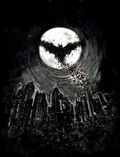 Dark Knight Rises on Behance