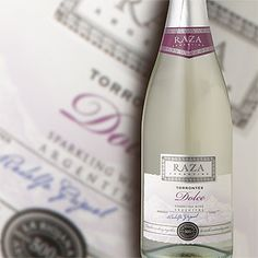 Raza Sparkling Torrontes Dolce | In Our Stores| Food & Drink | World Market