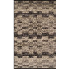 Omega Midnight Machine Woven 8x10 Rug | Weekends Only Furniture and Mattress