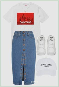 Teen Fashion Outfits, Mode Outfits, Look Fashion, Korean Fashion, Kpop Outfits, Fashion Clothes, Fitness Outfits, Diy Fashion, Outfits Inspiration