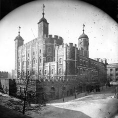 Secrets of the Tower of London | FWx