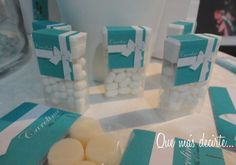 TIFFANY & CO Quinceañera Party Ideas | Photo 48 of 68 | Catch My Party