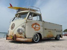Visit The MACHINE Shop Café... ❤ Best of VW @ MACHINE ❤ (Kombie Rat ❤ VW Pickup)