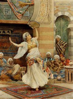 Fabio Fabbi ~ Orientalist painter | Tutt'Art@ | Pittura * Scultura * Poesia * Musica |